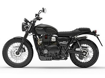 2017 Triumph Street Scrambler for sale 200484474