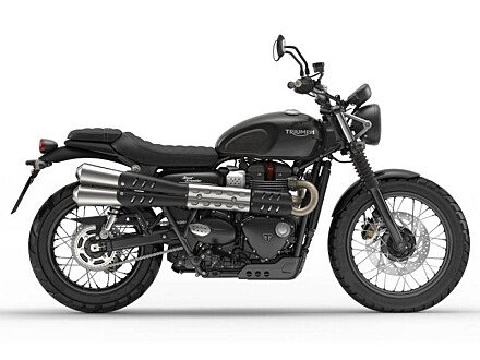 2017 Triumph Street Scrambler for sale 200467579