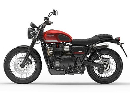 2017 Triumph Street Scrambler for sale 200484470