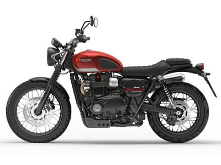 2017 Triumph Street Scrambler for sale 200484512
