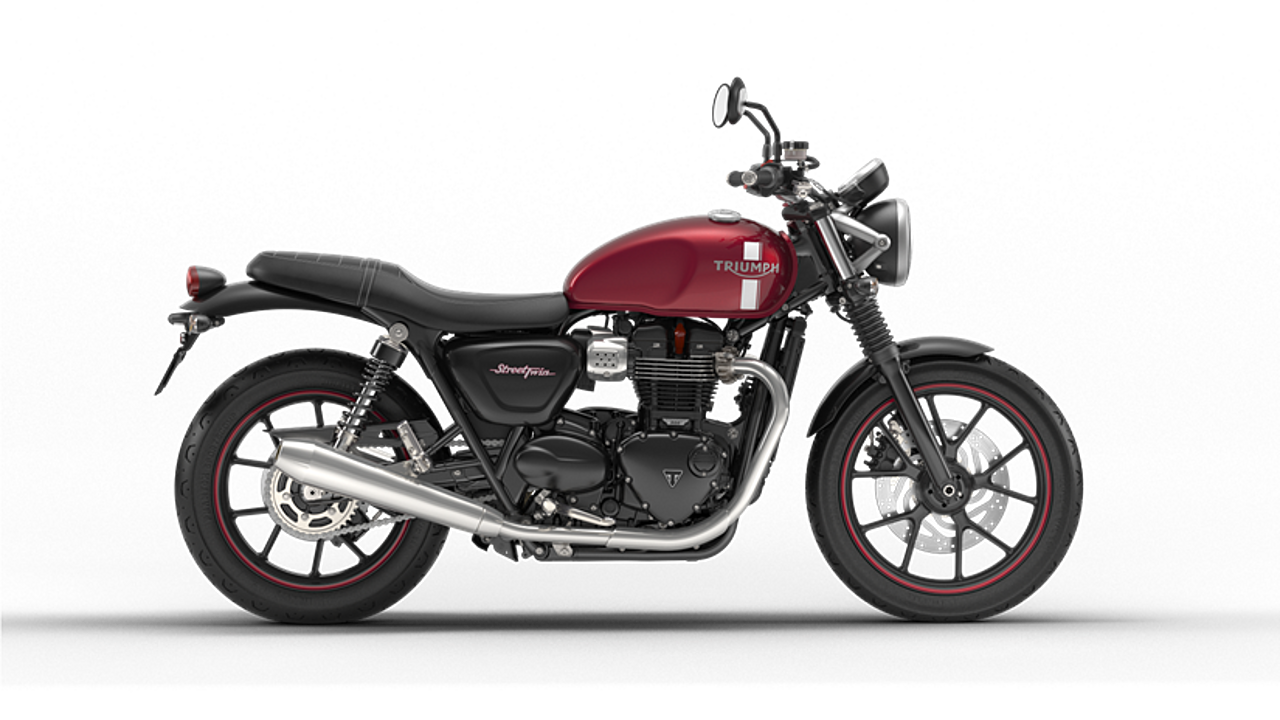 2017 Triumph Street Twin for sale 200438912