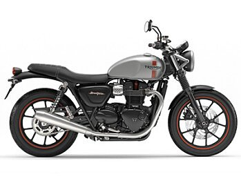 2017 Triumph Street Twin for sale 200484121