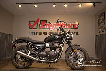2017 Triumph Street Twin for sale 200582137