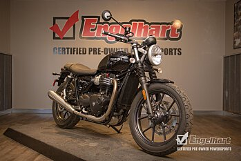 2017 Triumph Street Twin for sale 200582138