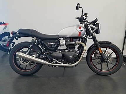 2017 Triumph Street Twin for sale 200403532