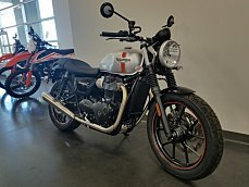 2017 triumph street twin motorcycles for sale - motorcycles on