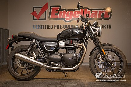 2017 Triumph Street Twin for sale 200552645