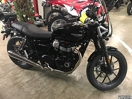2017 Triumph Street Twin for sale 200599958