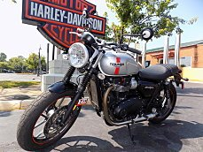 2017 Triumph Street Twin for sale 200606274