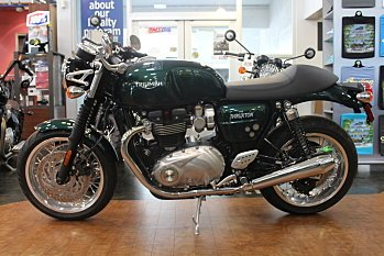 2017 Triumph Thruxton for sale 200455581