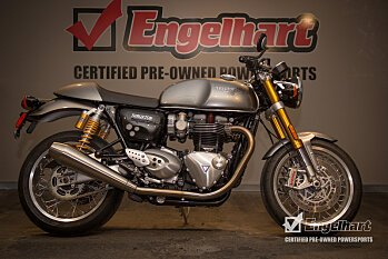 2017 Triumph Thruxton R for sale 200552663