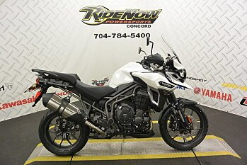 2017 Triumph Tiger Explorer XRX for sale 200412130