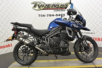 2017 Triumph Tiger Explorer XRT for sale 200416327
