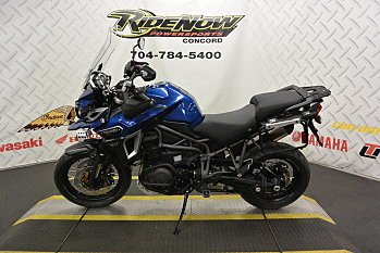 2017 Triumph Tiger Explorer XCA for sale 200486993