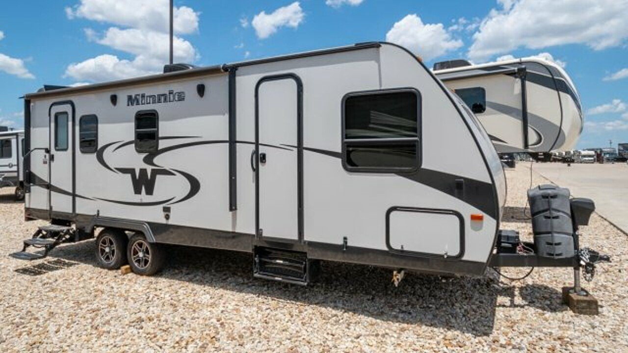 2017 Winnebago Minnie for sale 300171221