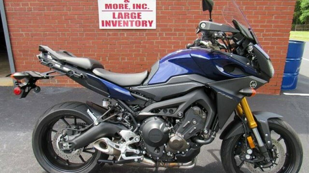 2017 Yamaha FJ-09 for sale 200580204