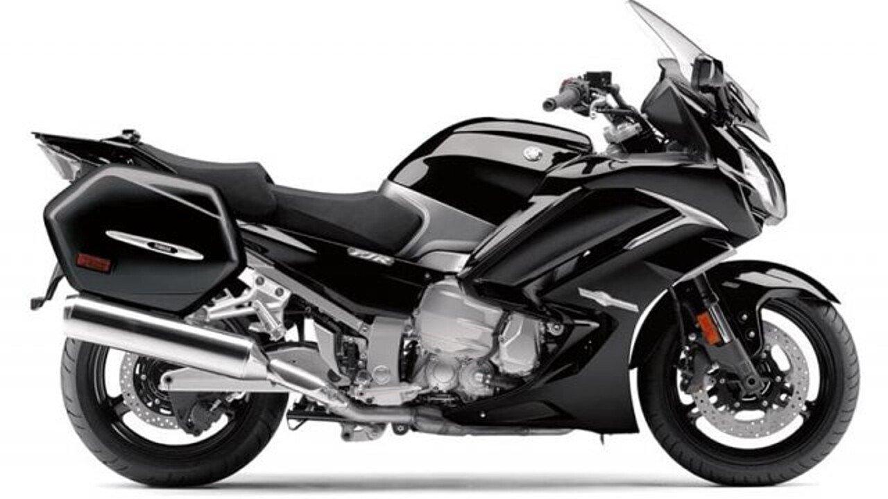 2017 Yamaha FJR1300 for sale 200413530