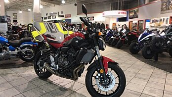 2017 Yamaha FZ-07 for sale 200428607