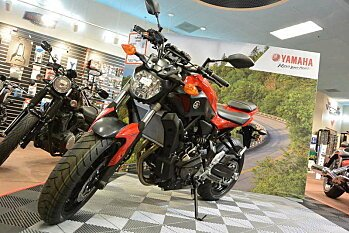 2017 Yamaha FZ-07 for sale 200434760