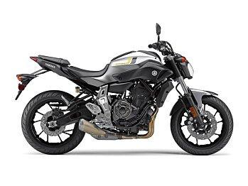 2017 Yamaha FZ-07 for sale 200470085