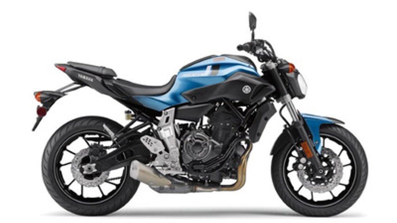 2017 Yamaha FZ-07 for sale 200473495