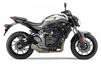2017 Yamaha FZ-07 for sale 200483787