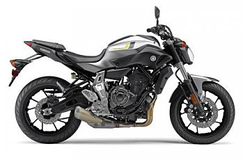 2017 Yamaha FZ-07 for sale 200485960