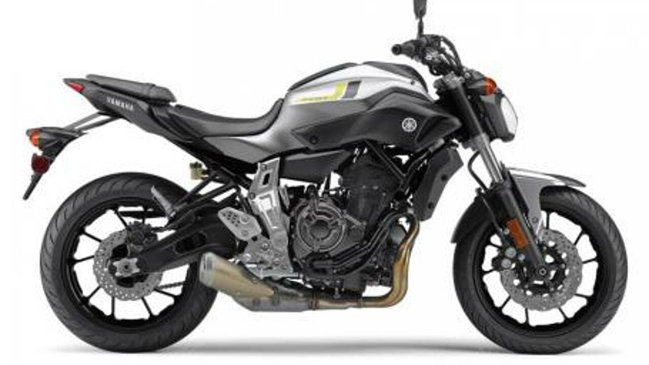 2017 Yamaha FZ-07 for sale 200485960