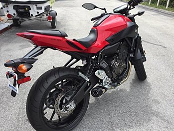2017 Yamaha FZ-07 for sale 200486853