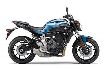2017 Yamaha FZ-07 for sale 200487850