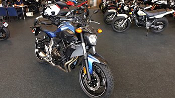 2017 Yamaha FZ-07 for sale 200490082