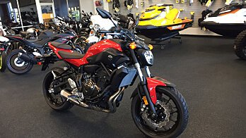 2017 Yamaha FZ-07 for sale 200494035