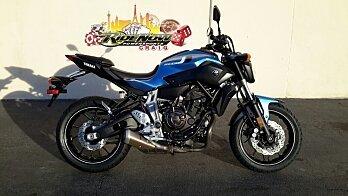 2017 Yamaha FZ-07 for sale 200507359