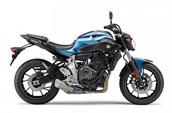 2017 Yamaha FZ-07 for sale 200519744
