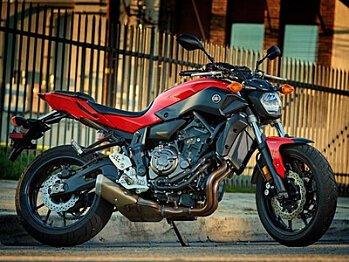 2017 Yamaha FZ-07 for sale 200549469