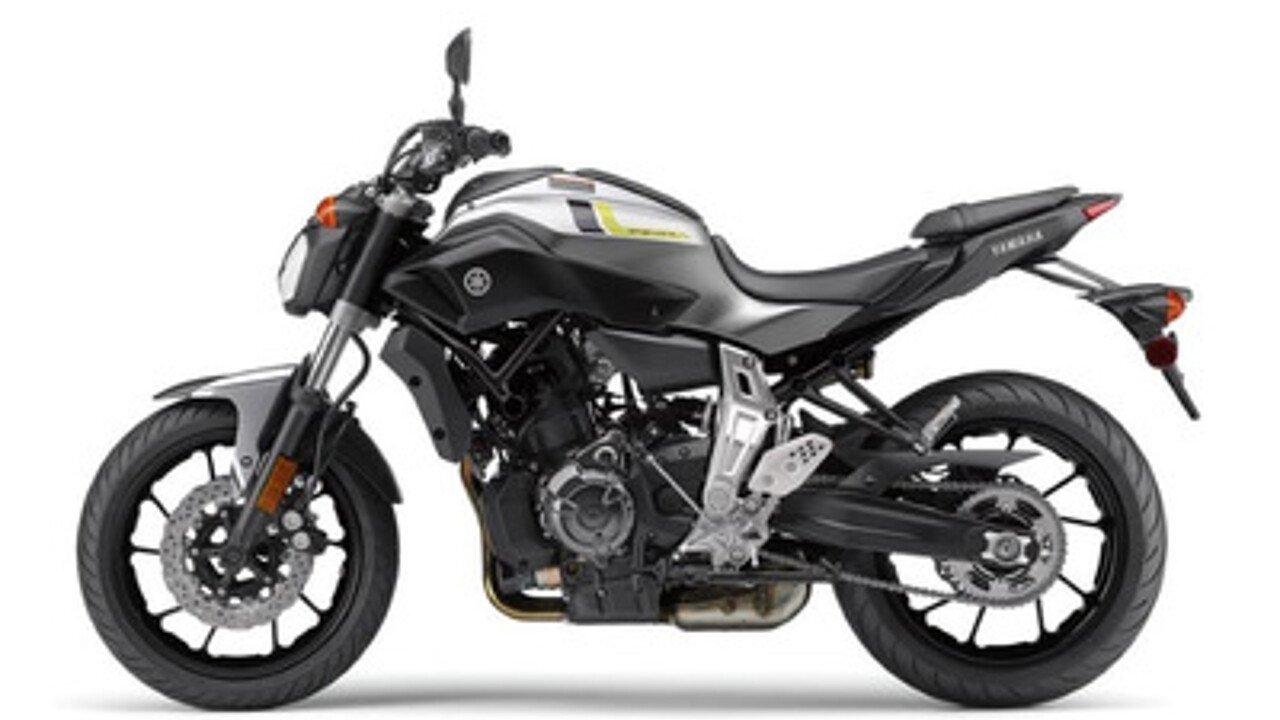 2017 Yamaha FZ-07 for sale 200549470