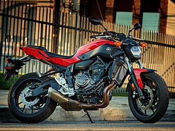 2017 Yamaha FZ-07 for sale 200549471