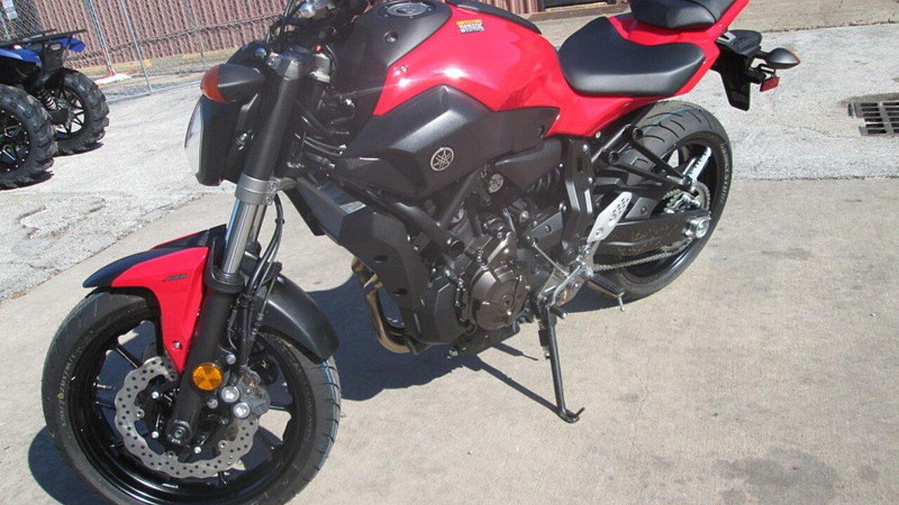 2017 Yamaha FZ-07 for sale 200584421