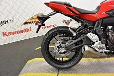 2017 Yamaha FZ-07 for sale 200434756