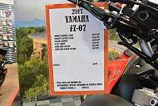 2017 Yamaha FZ-07 for sale 200434760