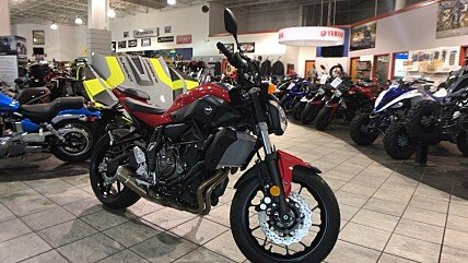 2017 Yamaha FZ-07 for sale 200441086