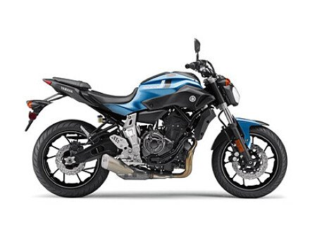 2017 Yamaha FZ-07 for sale 200471853