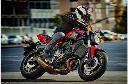 2017 Yamaha FZ-07 for sale 200503382