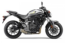 2017 Yamaha FZ-07 for sale 200503400