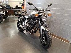 2017 Yamaha FZ-07 for sale 200507996