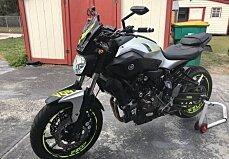 2017 Yamaha FZ-07 for sale 200536910