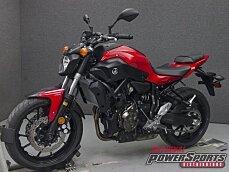 2017 Yamaha FZ-07 for sale 200579643