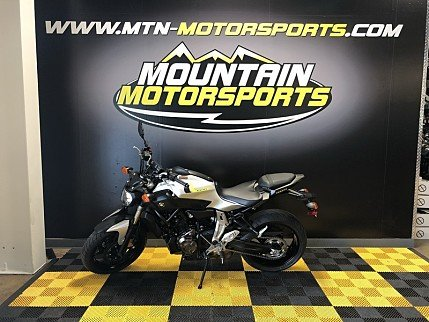 2017 Yamaha FZ-07 for sale 200593330