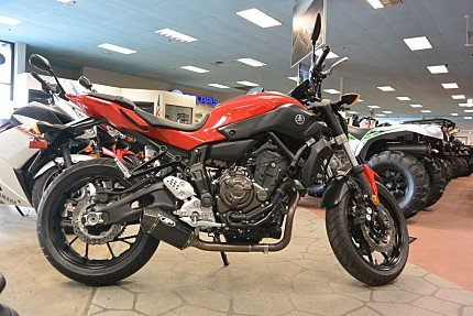 2017 Yamaha FZ-07 for sale 200598211