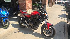 2017 Yamaha FZ-07 for sale 200628636